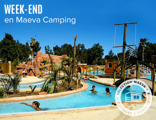 Week-end en Maeva camping