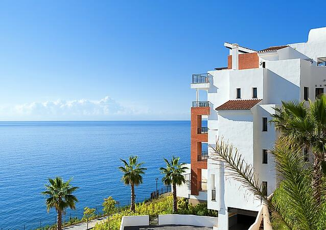 Résidence 3 bedrooms in Torrox Coast
