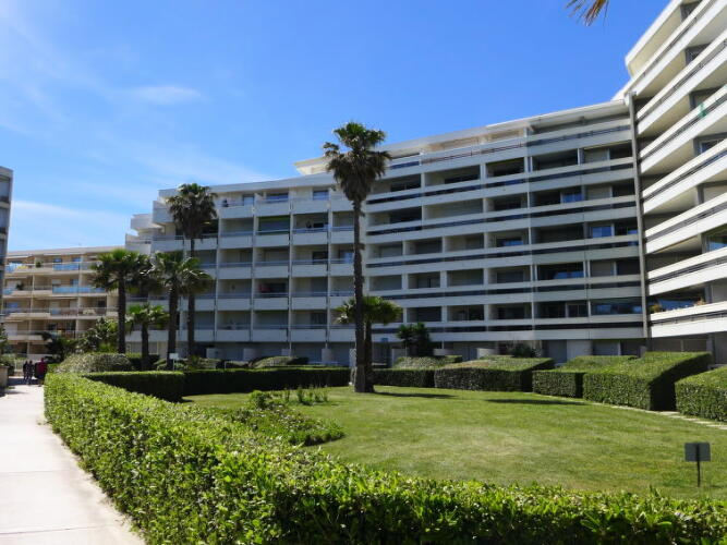 Residence Cap Sud Location Canet En Roussillon