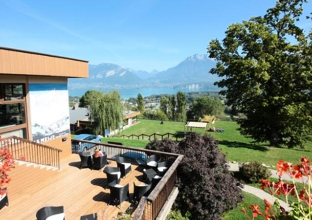 r sidence les balcons du lac d 39 annecy location annecy. Black Bedroom Furniture Sets. Home Design Ideas