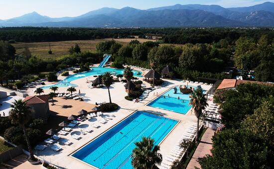 Camping Le Dauphin*****
