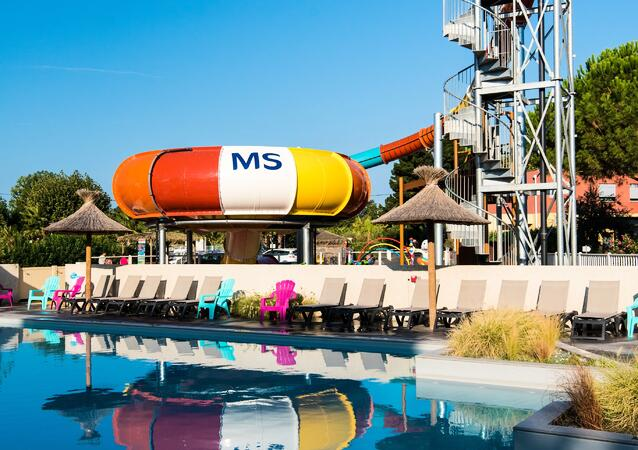 Camping Le Littoral*****