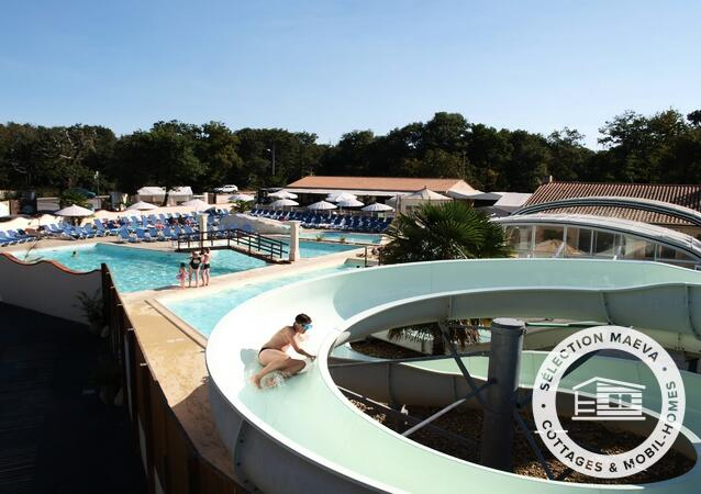 Camping Domaine les Charmilles **** - Maeva Camping