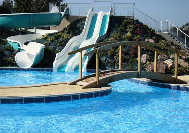 camping le fanal location isigny sur mer With ordinary camping calvados avec piscine couverte 0 camping normandie piscine couverte camping le fanal 4