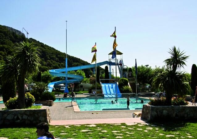 Camping Castell Montgri****