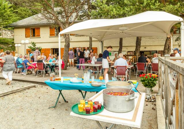 Camping Le Champ Long****