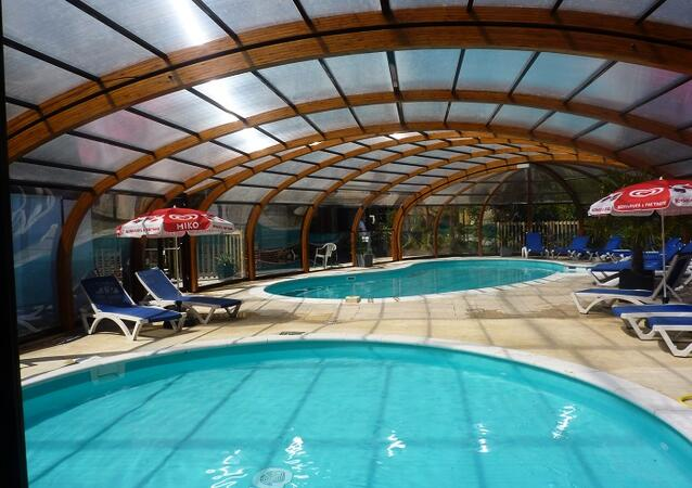 Camping Pommiers Des 3 Pays****