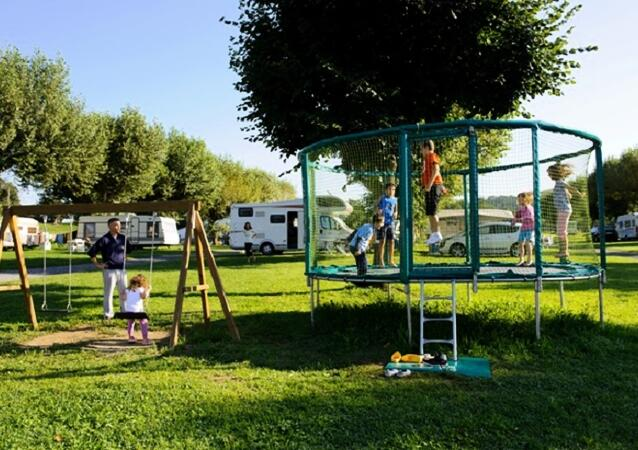 Camping Le Vieux Berger**