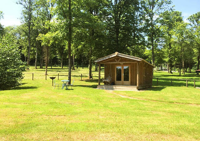 Camping Domaine du Buisson ****