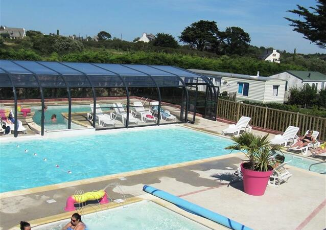 Camping du port location pleumeur bodou for Camping sud france avec piscine