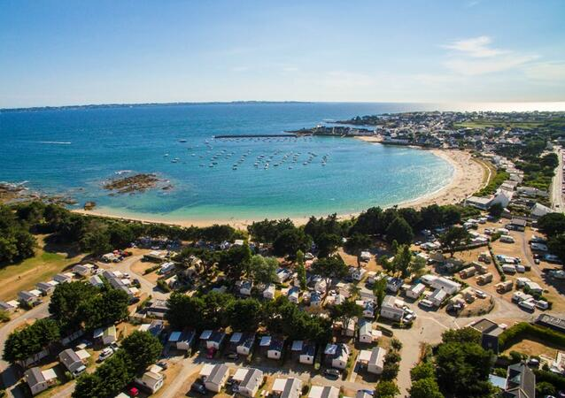 Camping Belle Plage****