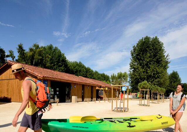 Camping Flower Les Ondines ***