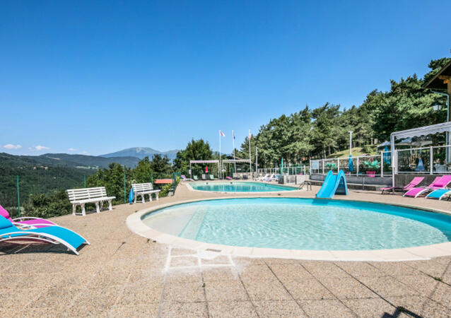 Camping Le Champ Long ****