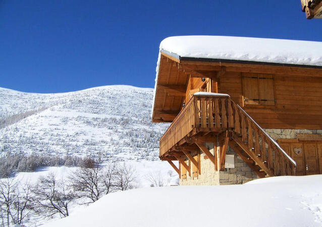 Chalet Odalys Sapins Les Loups***