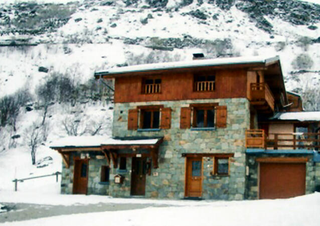 Chalet Bettaix