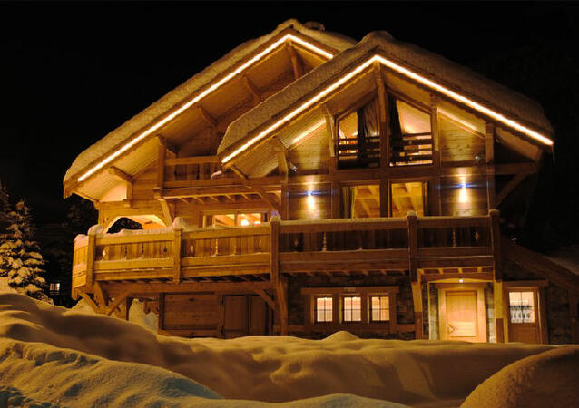 Chalet les Clarines*****